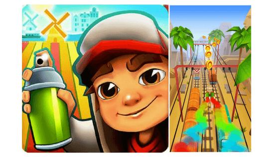 Subway Surfers गेम डाउनलोड कैसे करे – सबवे सर्फर्स गेम डाउनलोड कैसे करे